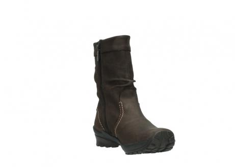 wolky halfhoge laarzen 1732 bryce 530 bruin geolied leer_17