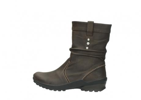 wolky halfhoge laarzen 1732 bryce 530 bruin geolied leer_2