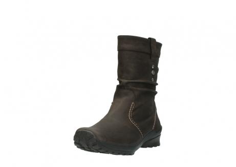 wolky halfhoge laarzen 1732 bryce 530 bruin geolied leer_21