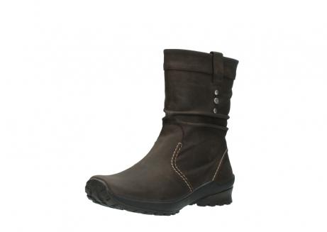 wolky halfhoge laarzen 1732 bryce 530 bruin geolied leer_22