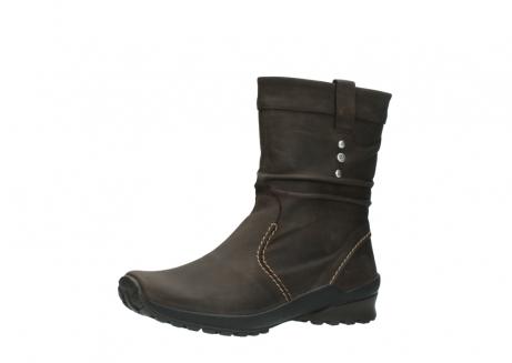 wolky halfhoge laarzen 1732 bryce 530 bruin geolied leer_23