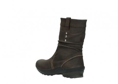 wolky halfhoge laarzen 1732 bryce 530 bruin geolied leer_4