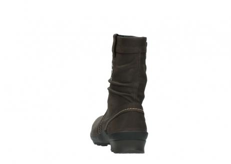 wolky halfhoge laarzen 1732 bryce 530 bruin geolied leer_6