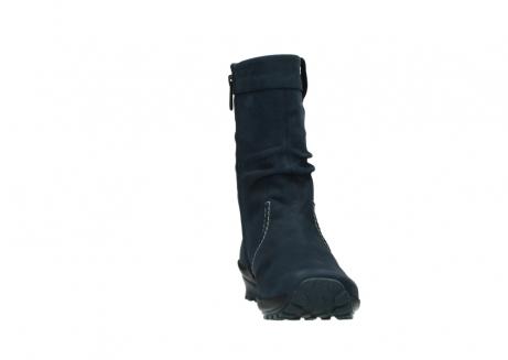 wolky halbhohe stiefel 1732 bryce 580 dunkelblau geoltes leder_18