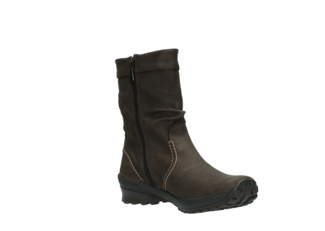 wolky halbhohe stiefel 1736 bryce cw 530 braun geoltes leder cold winter warmfutter_16