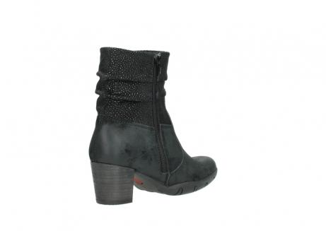 wolky halfhoge laarzen 3676 colville 400 zwart geolied suede_10
