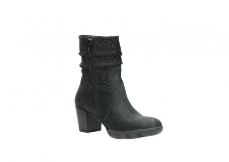 wolky halfhoge laarzen 3676 colville 400 zwart geolied suede_16