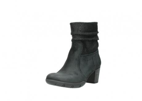 wolky halfhoge laarzen 3676 colville 400 zwart geolied suede_22