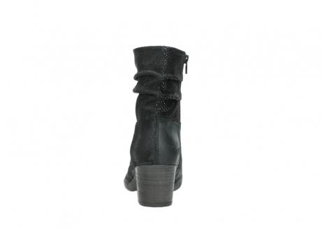 wolky halfhoge laarzen 3676 colville 400 zwart geolied suede_7