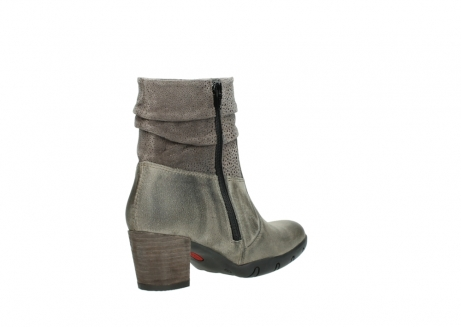 wolky mid calf boots 3676 colville 415 taupe oiled suede_10