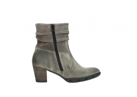 wolky mid calf boots 3676 colville 415 taupe oiled suede_13