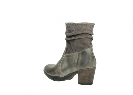 wolky mid calf boots 3676 colville 415 taupe oiled suede_4