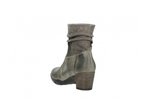 wolky mid calf boots 3676 colville 415 taupe oiled suede_5