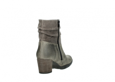 wolky mid calf boots 3676 colville 415 taupe oiled suede_9