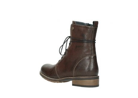 wolky mid calf boots 4432 murray 343 cognac leather_4