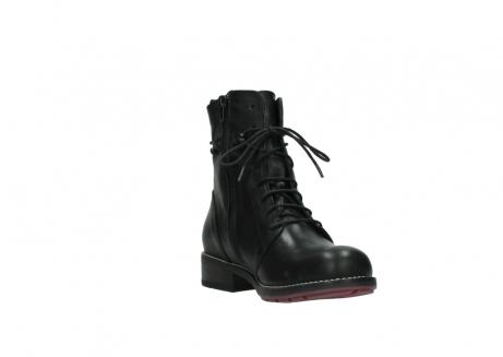 wolky halfhoge laarzen 4438 murray cw 200 zwart leer cold winter vachtvoering_17