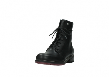 wolky halfhoge laarzen 4438 murray cw 200 zwart leer cold winter vachtvoering_21