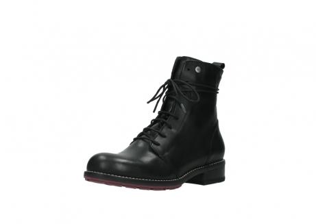 wolky halfhoge laarzen 4438 murray cw 200 zwart leer cold winter vachtvoering_22