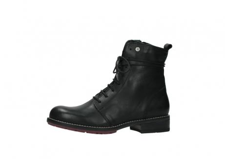 wolky halfhoge laarzen 4438 murray cw 200 zwart leer cold winter vachtvoering_24