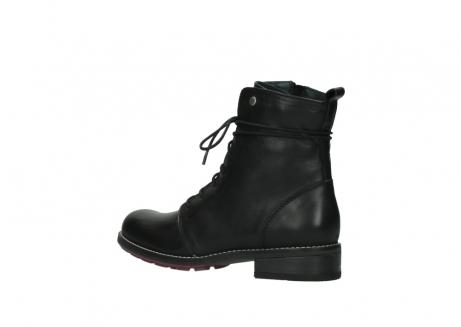 wolky halfhoge laarzen 4438 murray cw 200 zwart leer cold winter vachtvoering_3