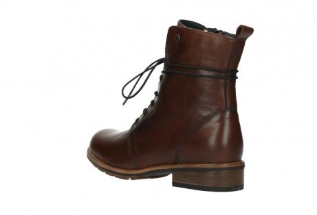wolky halfhoge laarzen 4438 murray cw 243 cognac leer cold winter vachtvoering_5