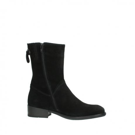 wolky halfhoge laarzen 4511 yunnan 400 zwart suede_14