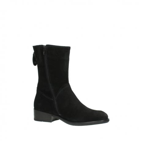wolky halfhoge laarzen 4511 yunnan 400 zwart suede_15