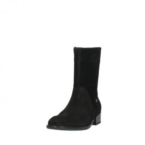 wolky halfhoge laarzen 4511 yunnan 400 zwart suede_21
