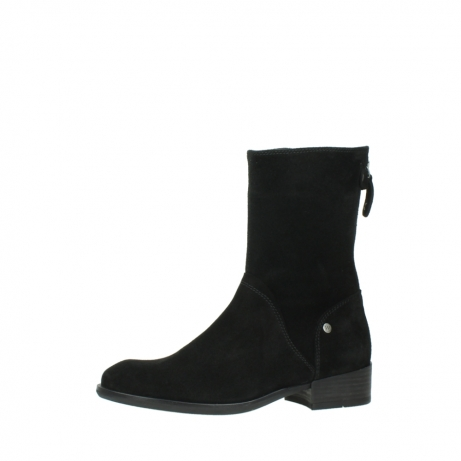 wolky halfhoge laarzen 4511 yunnan 400 zwart suede_24