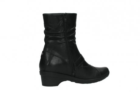 wolky halfhoge laarzen 7655 florida cw 200 zwart leer cold winter vachtvoering_11