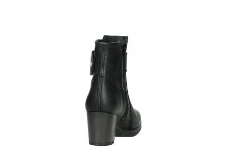 wolky halfhoge laarzen 8026 hopewell 500 zwart geolied leer_8
