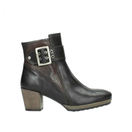 wolky halbhohe stiefel 8026 hopewell 530 braun geoltes leder