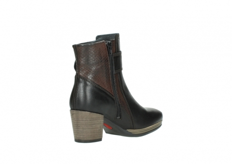 wolky halbhohe stiefel 8026 hopewell 530 braun geoltes leder_10
