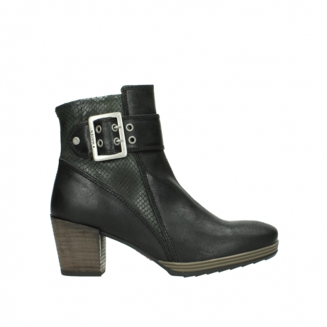 wolky halbhohe stiefel 8026 hopewell 573 forest grun geoltes leder