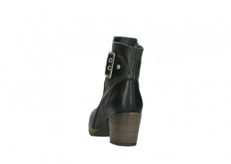 wolky halbhohe stiefel 8026 hopewell 573 forest grun geoltes leder_6