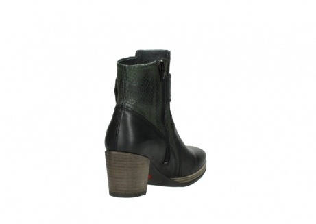 wolky halbhohe stiefel 8026 hopewell 573 forest grun geoltes leder_9