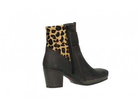 wolky halbhohe stiefel 8026 hopewell 930 braun leopard print_11