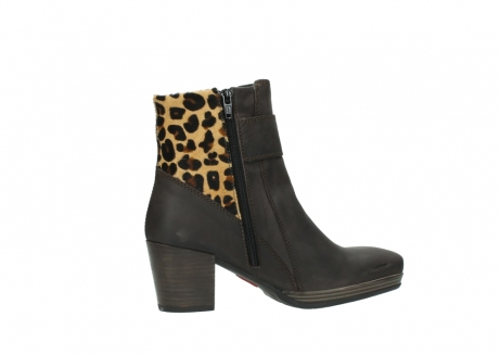 wolky halbhohe stiefel 8026 hopewell 930 braun leopard print_12