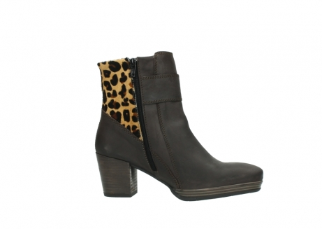 wolky halbhohe stiefel 8026 hopewell 930 braun leopard print_14