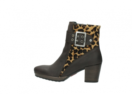 wolky halbhohe stiefel 8026 hopewell 930 braun leopard print_2