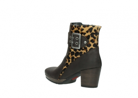 wolky halbhohe stiefel 8026 hopewell 930 braun leopard print_4