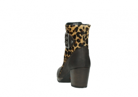 wolky halbhohe stiefel 8026 hopewell 930 braun leopard print_6