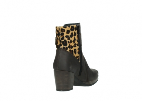 wolky halbhohe stiefel 8026 hopewell 930 braun leopard print_9