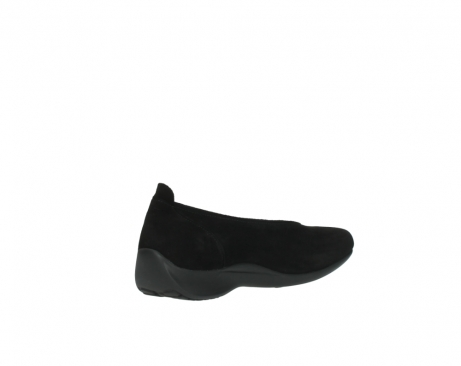 wolky slippers 00359 ballet 40000 suede noir_10