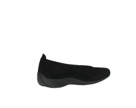 wolky slippers 00359 ballet 40000 suede noir_11