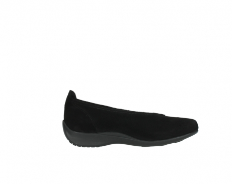 wolky slippers 00359 ballet 40000 suede noir_13