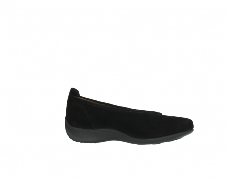 wolky slippers 00359 ballet 40000 suede noir_14