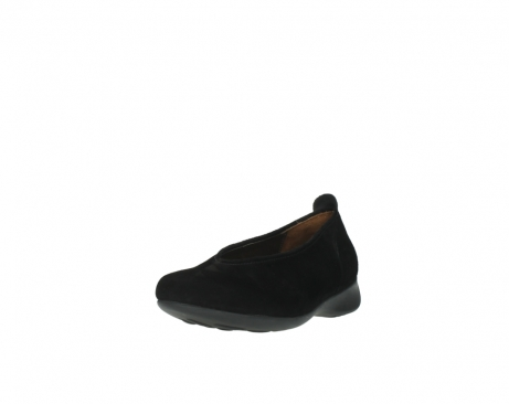 wolky slippers 00359 ballet 40000 suede noir_21