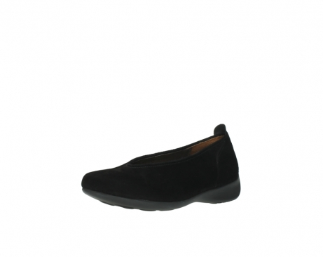wolky slippers 00359 ballet 40000 suede noir_22