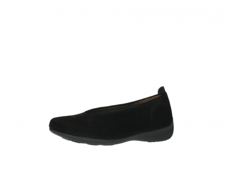wolky slippers 00359 ballet 40000 suede noir_23